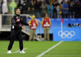 Rio Olympics Soccer Women