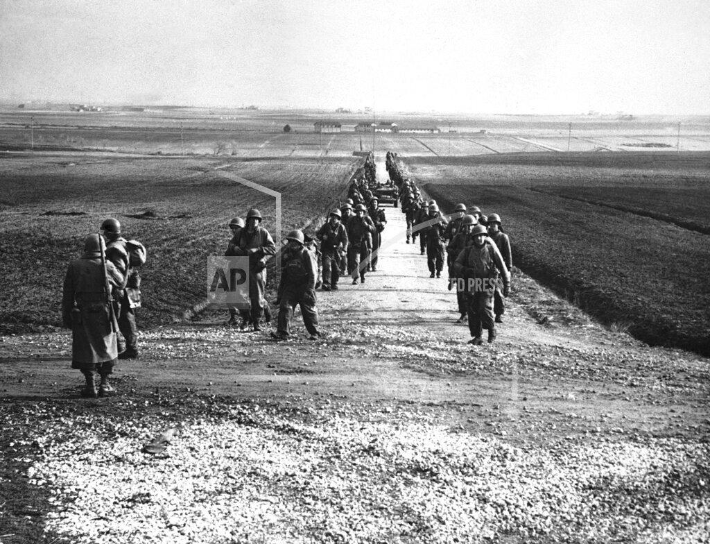 Watchf AP I   ITA APHSL25969 WWII Italy Fifth Army