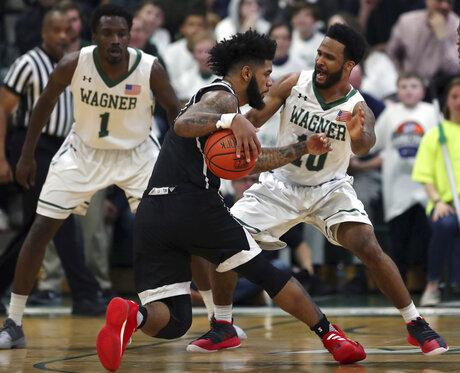 Northeast LIU Brooklyn Wagner Basketball