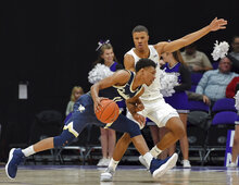 Charleston Southern Furman Basketball