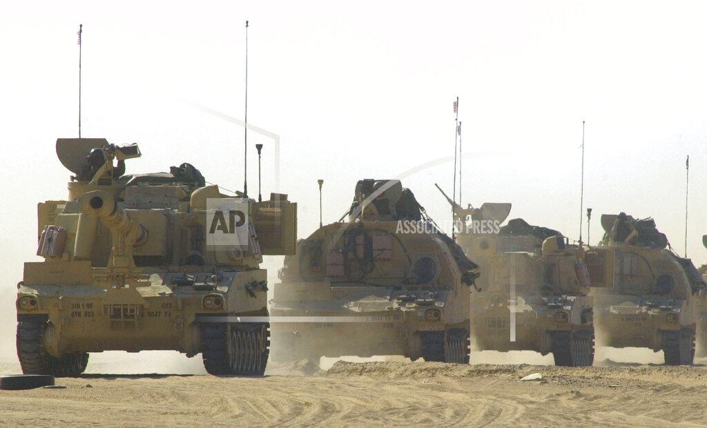 Associated Press International News Kuwait MIDEAST KUWAIT US