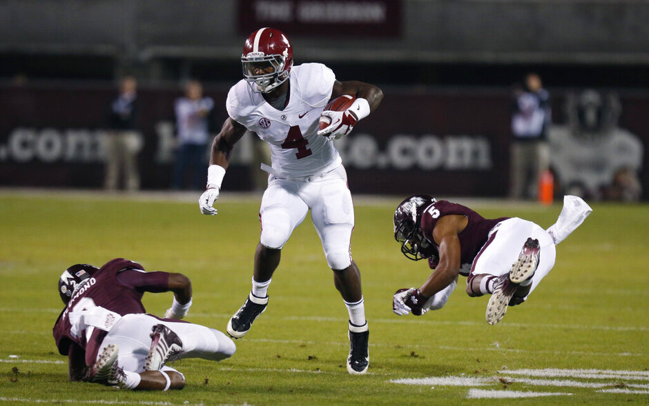 T.J. Yeldon, Will Redmond, Jamerson Love