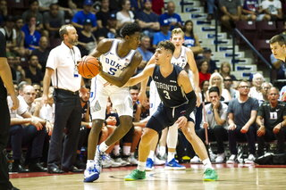 Duke Toronto Basketball
