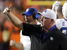SEC-Daunting Depth Football