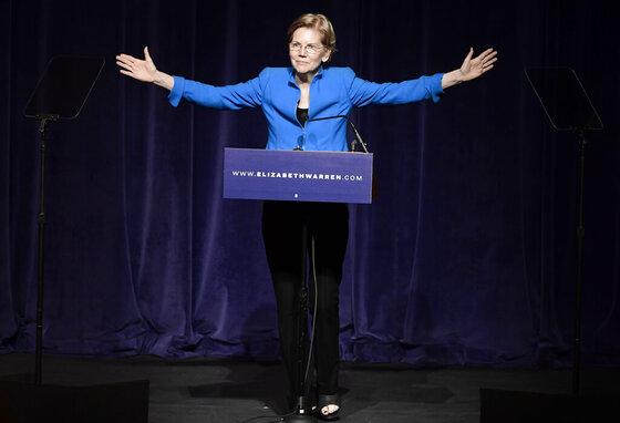 Puerto Rico Elizabeth Warren