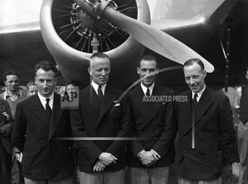 England Lord Sempill Australia Flight