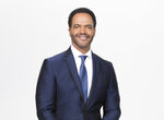 This image released by CBS shows Kristoff St. John who portrays Neil Winters on the CBS series