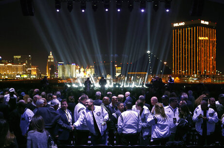Raiders Move Vegas Stadium