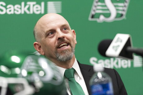 CFL Roughriders Dickenson Football