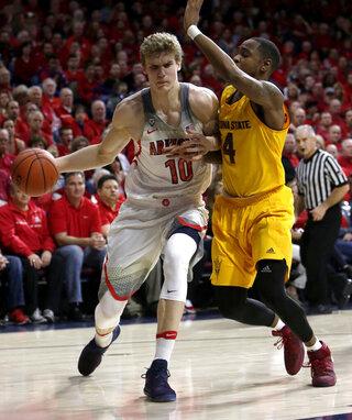 Arizona St Arizona Basketball