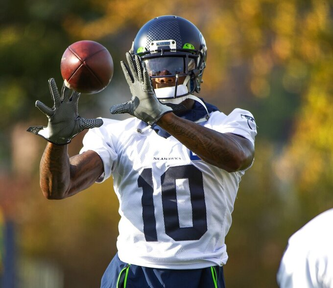 Seahawks trying to temper expectations for Josh Gordon