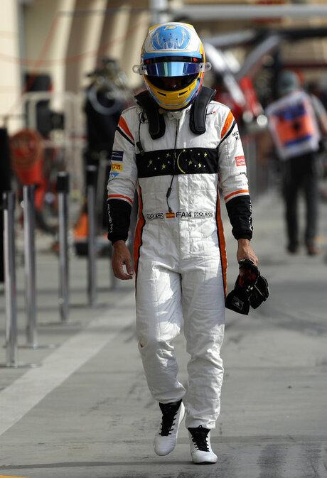 Bahrain F1 GP Auto Racing