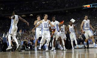 Final Four Gonzaga North Carolina Basketball