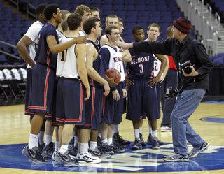 NCAA Belmont Basketball
