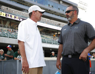 Mike Bobo, Nick Rolovich