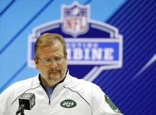 Jets Colts Trade Football