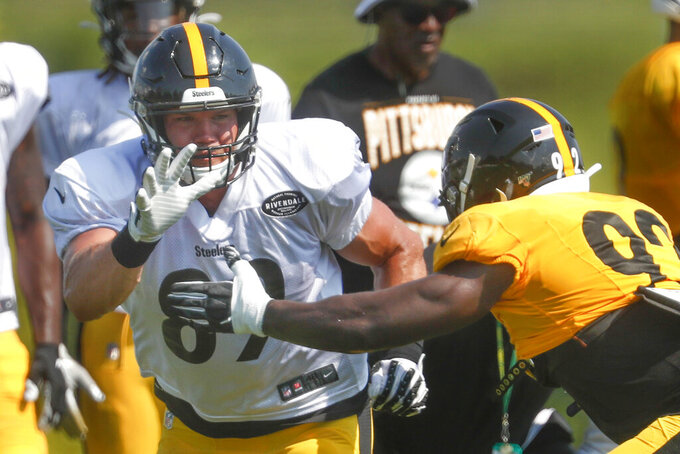 McDonald sees positive changes in Steelers, Roethlisberger