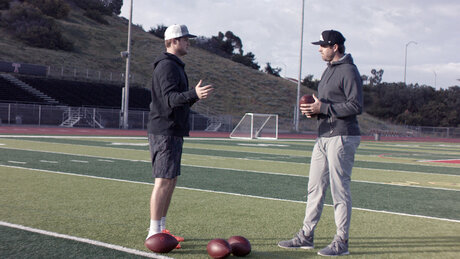 Darnold High Tech Training Football