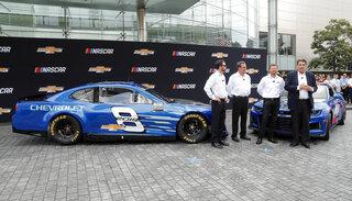 NASCAR Chevrolet 2018 Car Auto Racing