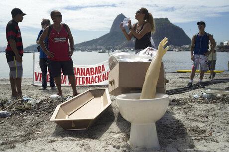 Brazil Olympics IOC Meeting