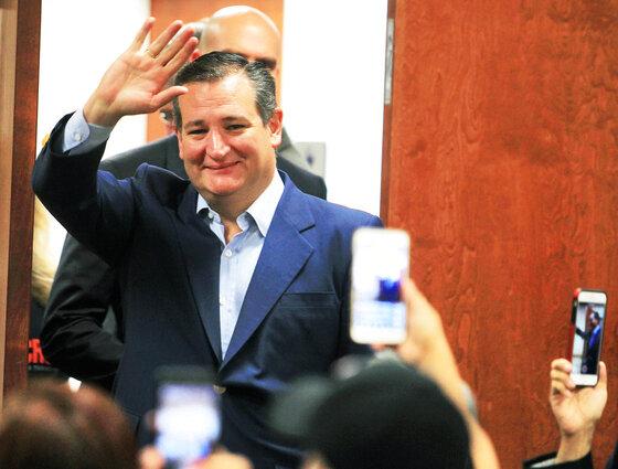 Cruz's Campaign