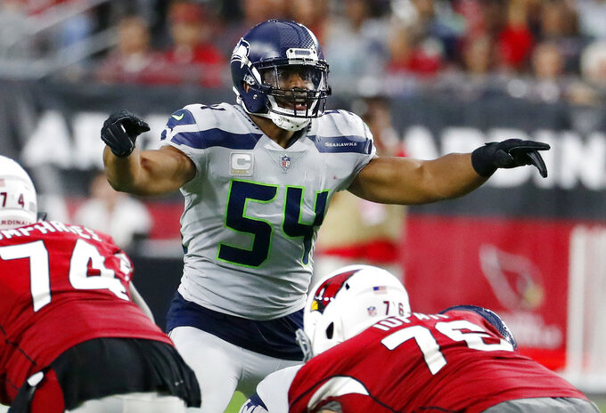 Seattle Seahawks at Arizona Cardinals 9/30/2018