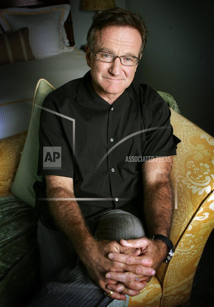 FILM Robin Williams