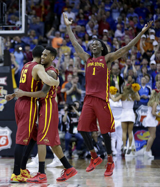 B12 Iowa St Kansas Basketball