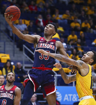 Don Coleman, Allonzo Trier