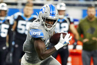 Lions Moves Football