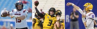 SEC Rising Quarterbacks Football
