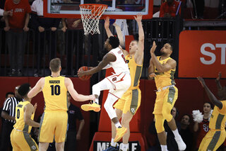 Marquette St Johns Basketball