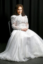 In this Feb. 10, 2016 file photo, Loretta Lynn poses for a photo at the Municipal Auditorium in Nashville, Tenn. Lynn will be recognized as an artist of a lifetime at the CMT Artists of the Year show on Oct. 17. (Photo by Donn Jones/Invision/AP)
