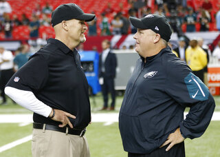 Dan Quinn,Chip Kelly
