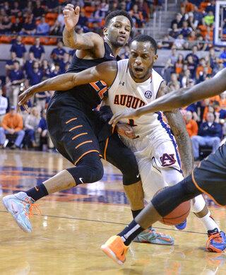 Oklahoma St Auburn Basketball