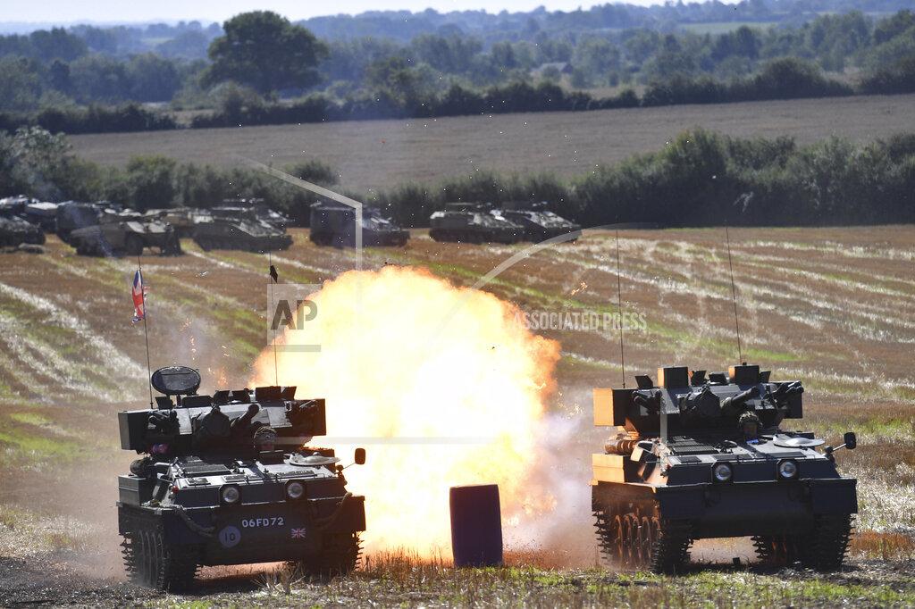 Tanks, Trucks and Firepower Show 2019