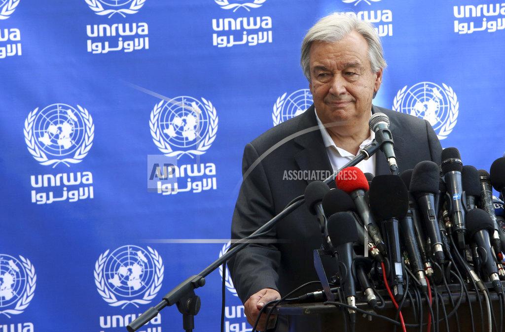 Palestinians UN