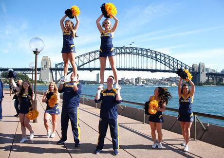 Australia College Football Cal Hawaii