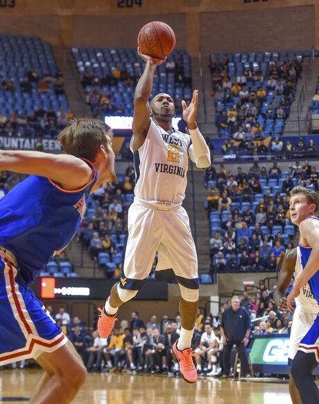 American West Virginia Basketball