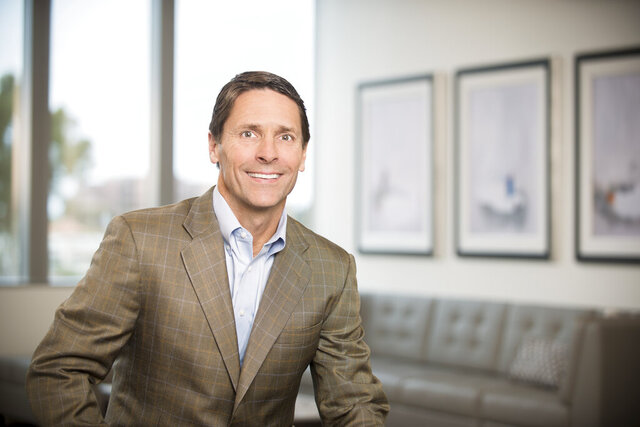 In this undated photo provided by TRI Pointe Group the company's CEO Doug Bauer poses for a photo. Bauer spoke with The Associated Press about the trends that are driving the U.S. housing market now and likely to shape it in the next few years. (TRI Pointe Group via AP)