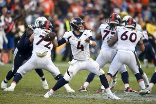 Broncos Comfortable Keenum Football