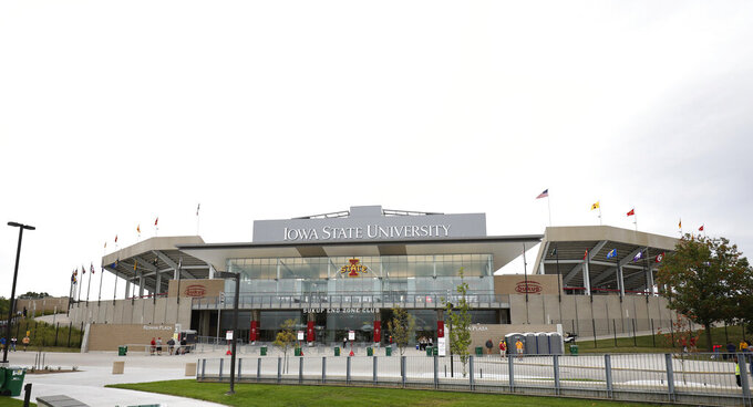 Iowa St to explore redesign near Hilton, Jack Trice Stadium