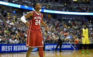 NCAA Oklahoma Oregon Basketball