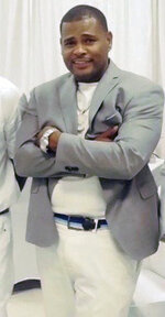 """FILE - This undated photo provided by his family in September 2020 shows Ronald Greene. Authorities initially said Greene died in May 2019 after crashing his vehicle into a tree following a high-speed chase in rural northern Louisiana that began over an unspecified traffic violation. But Greene's family alleges troopers used excessive force and """"brutalized"""" him while taking him into custody. (Family photo via AP)"""