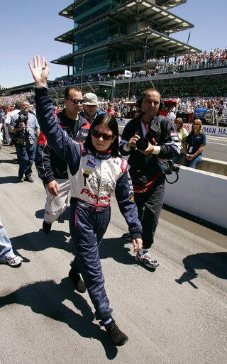 Indy 500 2005 Countdown Race 89 Auto Racing