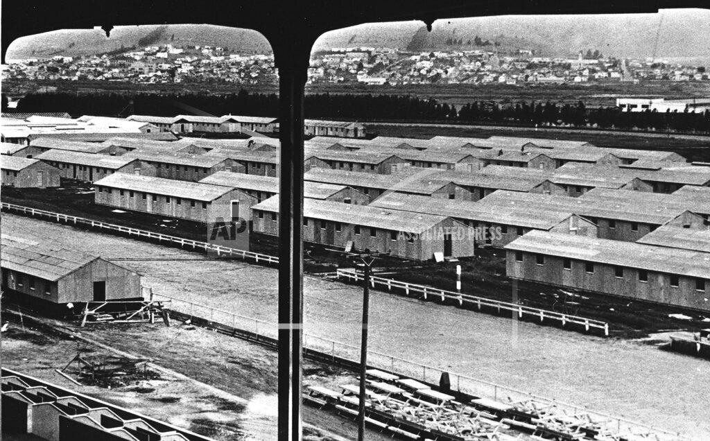 WWII US Japanese Internment
