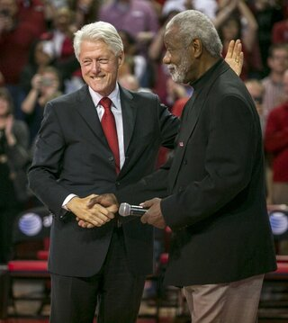 Bill Clinton, Nolan Richardson