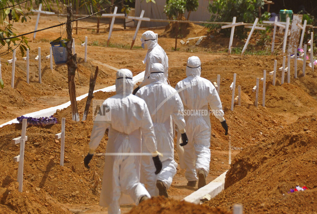 Liberia WHO Ebola