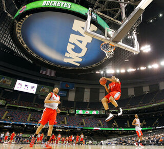 NCAA Final Four Ohio St Basketball