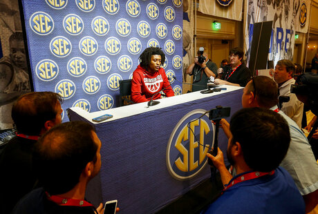 SEC Media Day Basketball